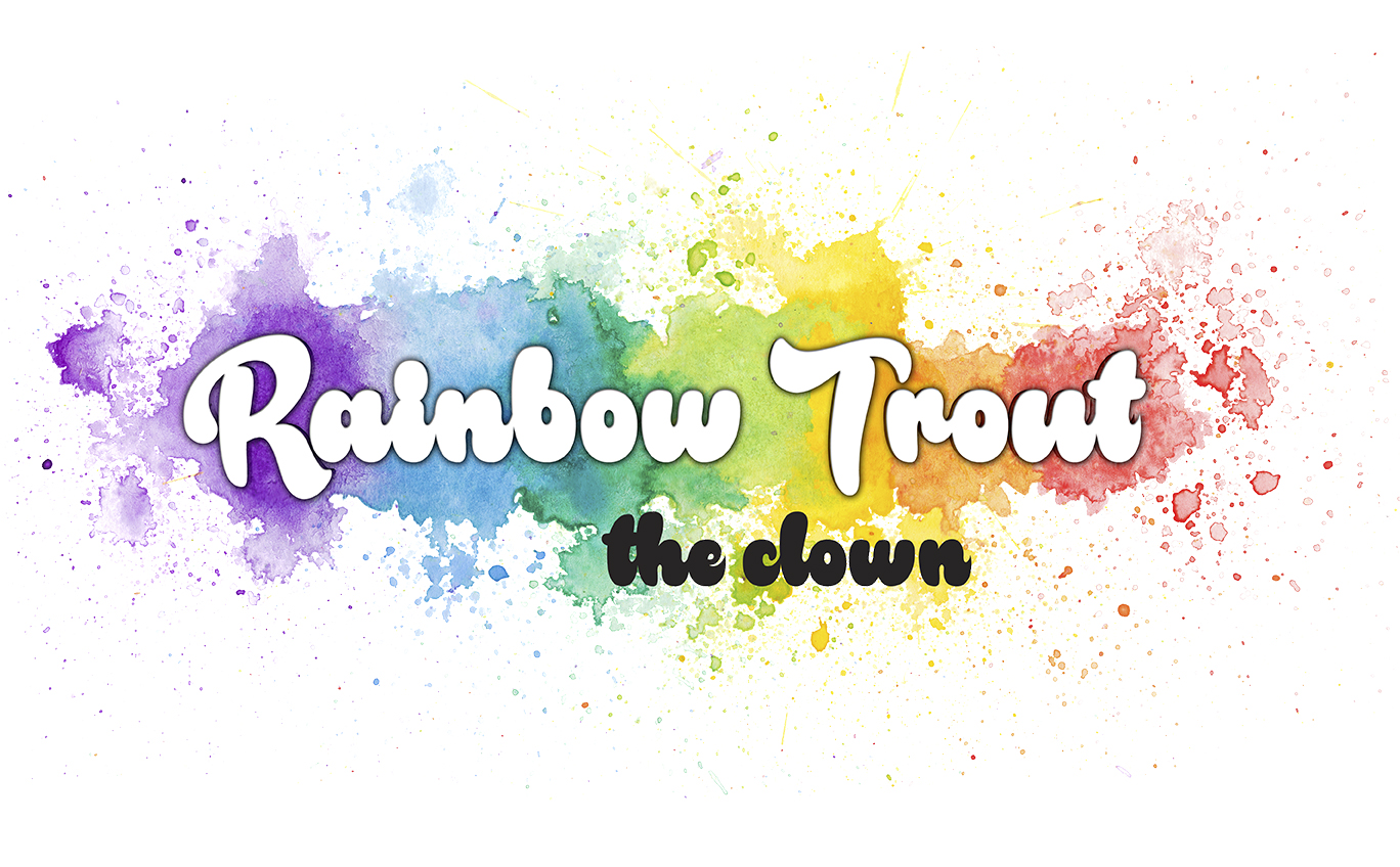 Rainbow Trout The Clown Image